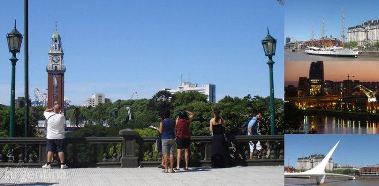 Retiro y Puerto Madero